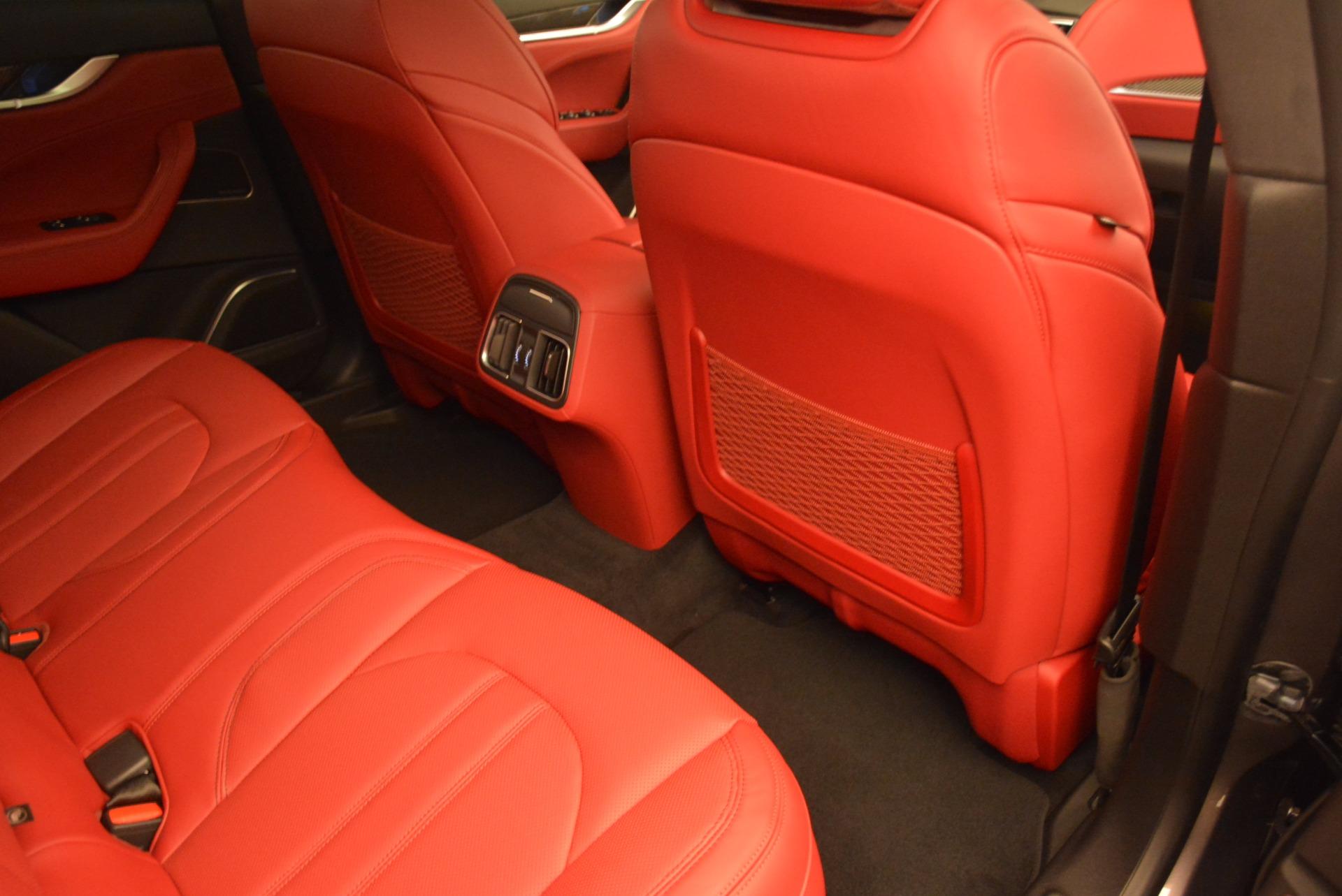 New 2017 Maserati Levante  For Sale In Greenwich, CT 1403_p24