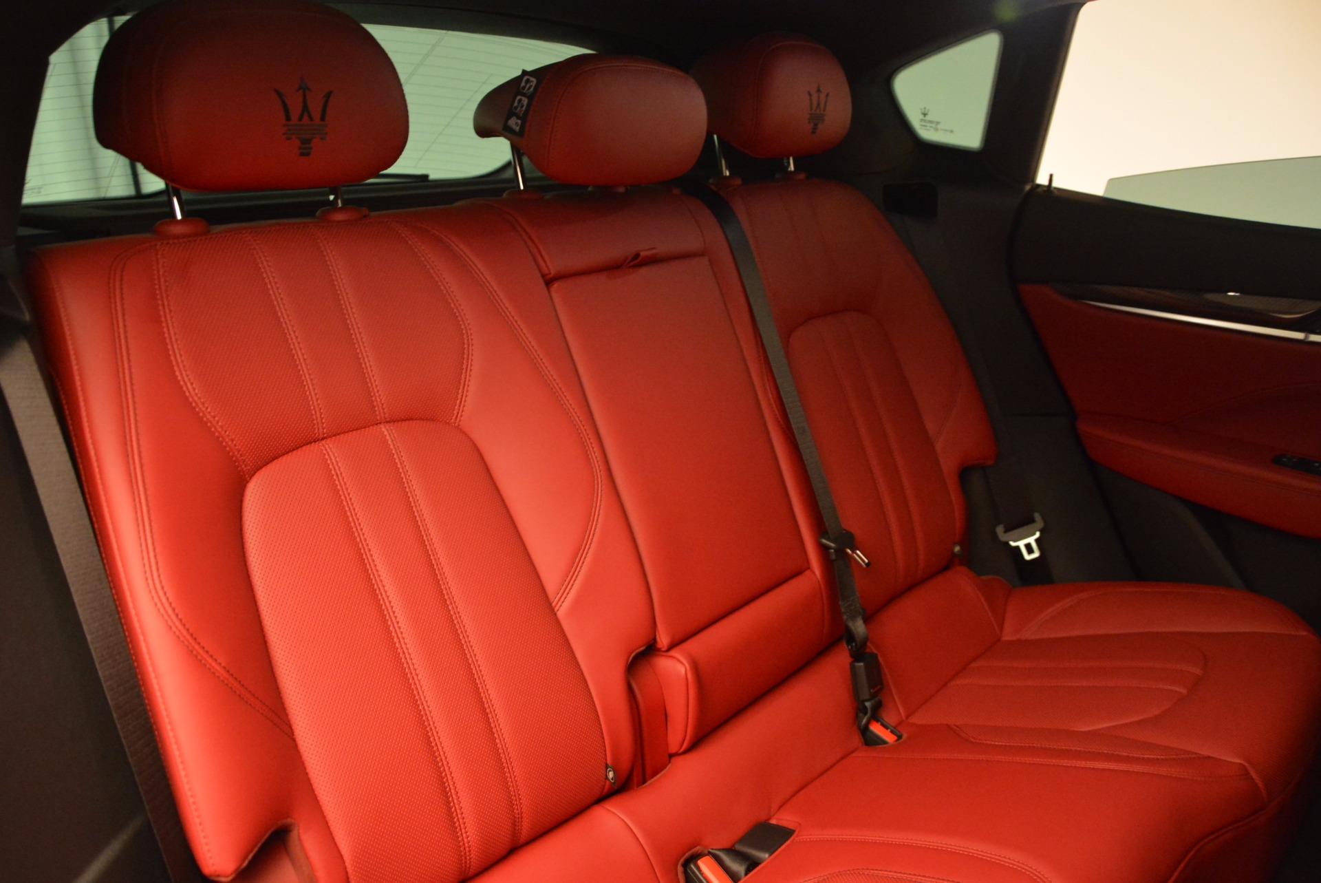 New 2017 Maserati Levante  For Sale In Greenwich, CT 1403_p26
