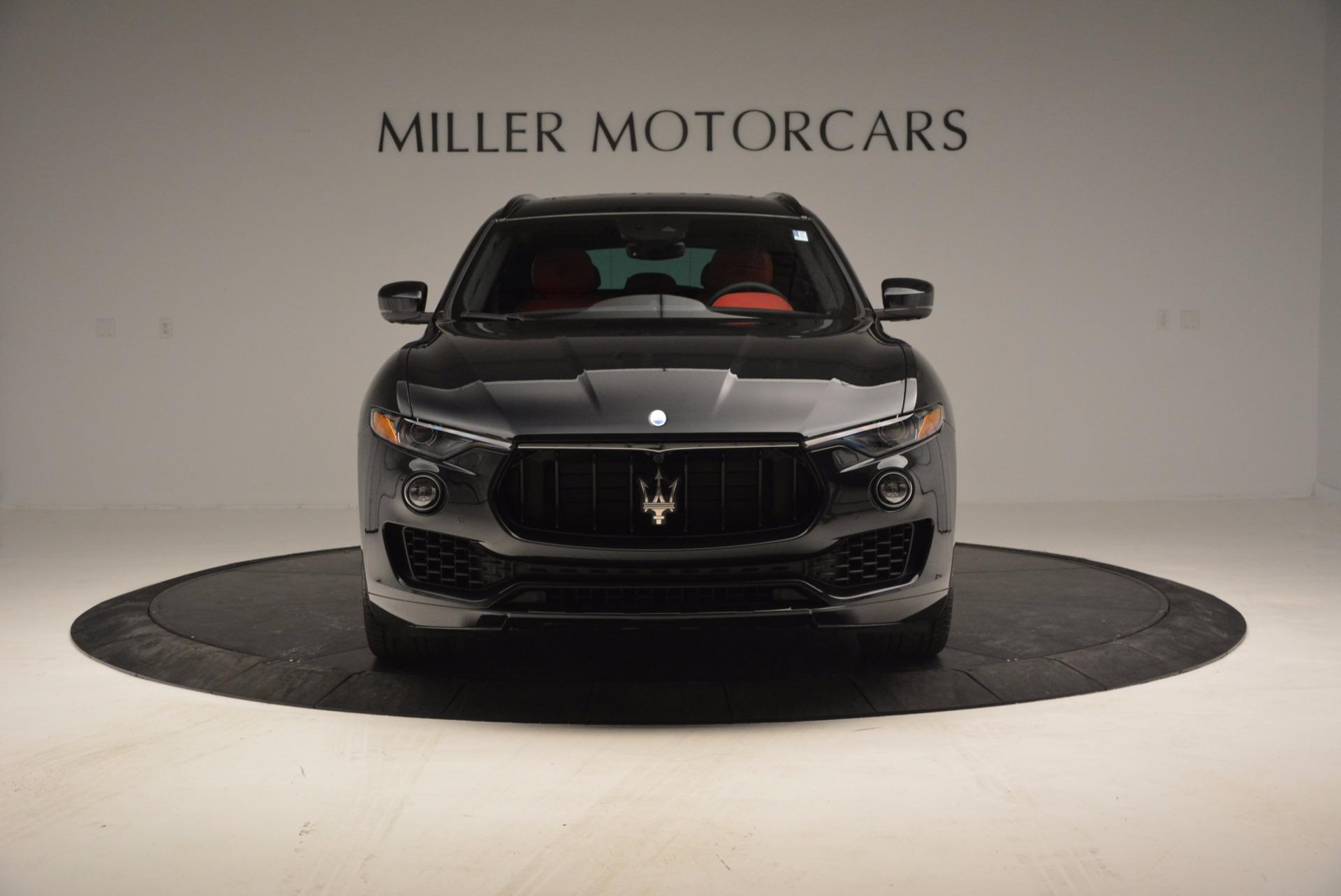 New 2017 Maserati Levante  For Sale In Greenwich, CT 1403_p7