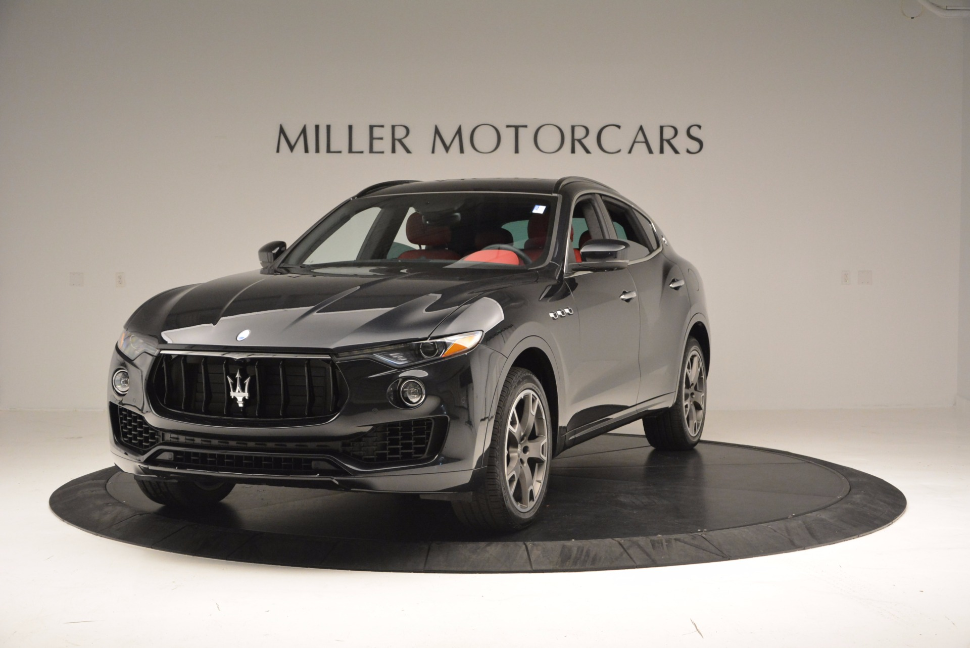 New 2017 Maserati Levante  For Sale In Greenwich, CT 1404_main