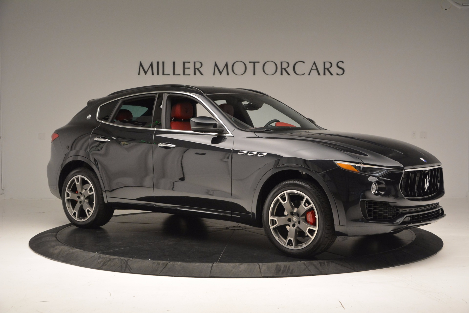 New 2017 Maserati Levante  For Sale In Greenwich, CT 1404_p10