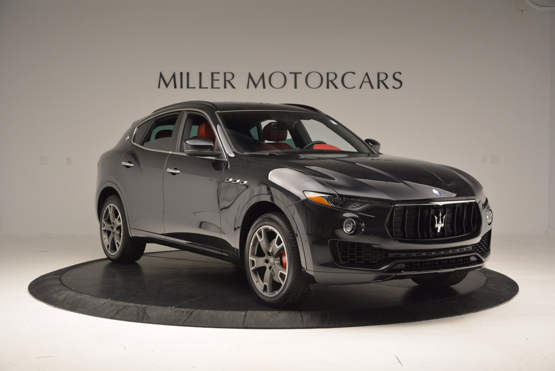 New 2017 Maserati Levante  For Sale In Greenwich, CT 1404_p11