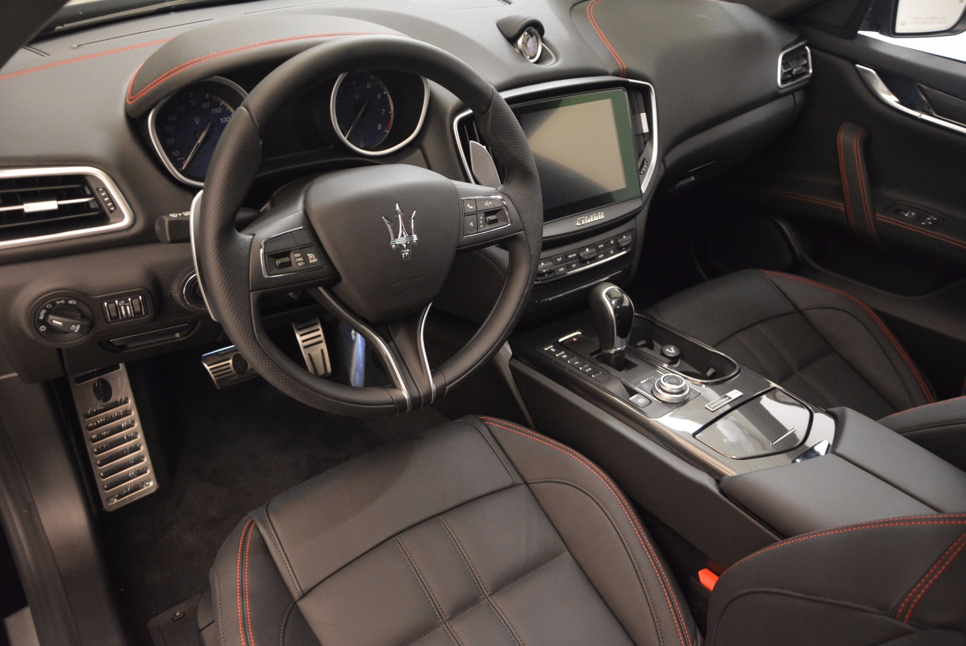New 2017 Maserati Ghibli Nerissimo Edition S Q4 For Sale In Greenwich, CT 1405_p13