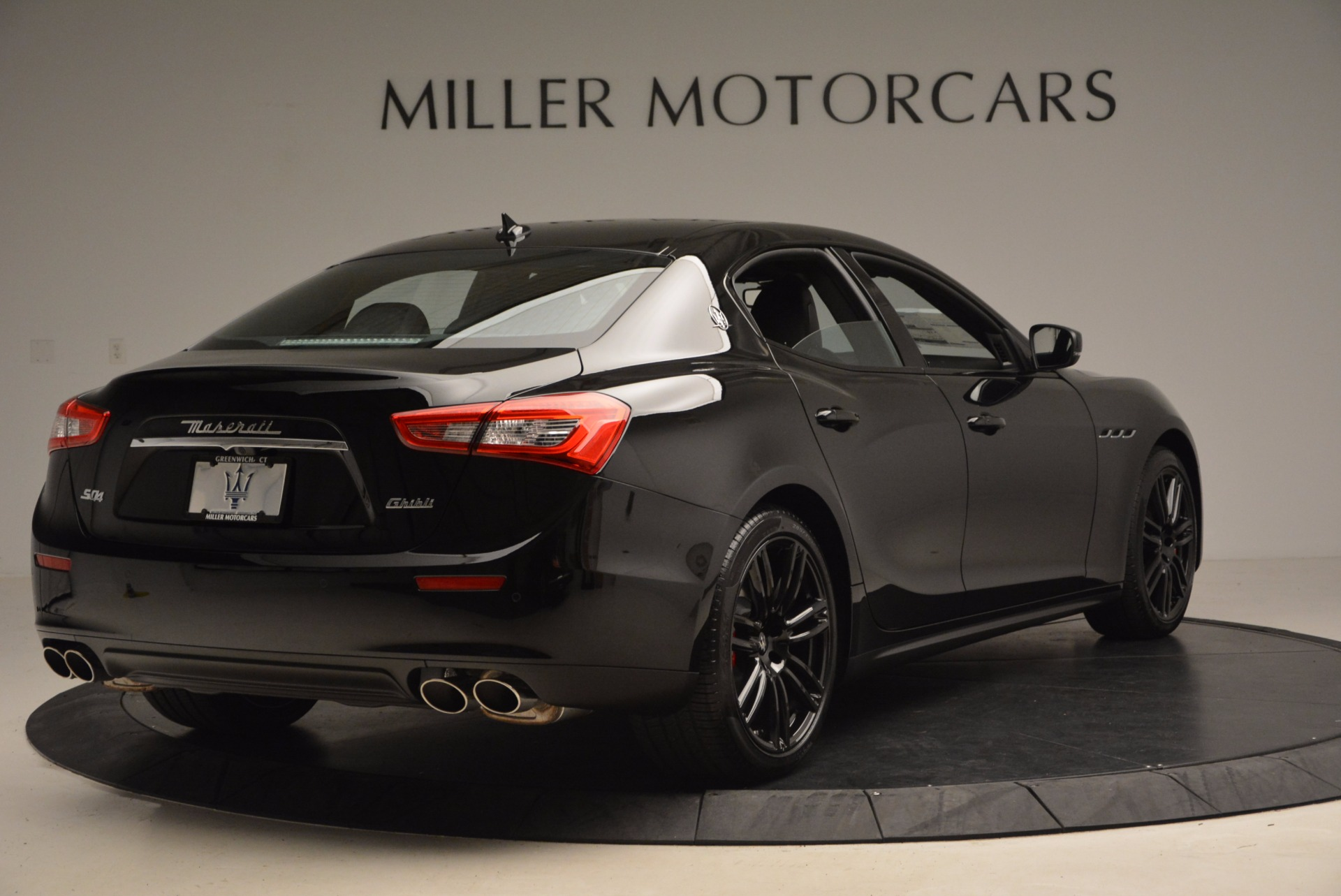 New 2017 Maserati Ghibli Nerissimo Edition S Q4 For Sale In Greenwich, CT 1405_p7