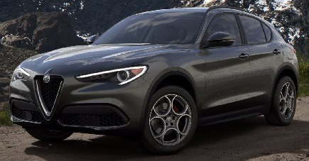 New 2018 Alfa Romeo Stelvio Sport Q4 For Sale In Greenwich, CT 1408_main