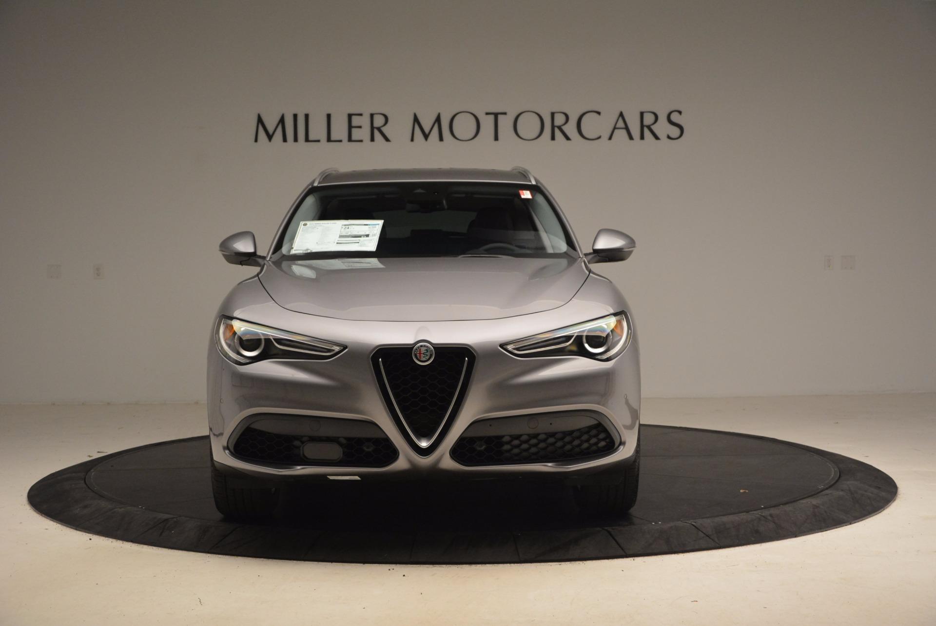 New 2018 Alfa Romeo Stelvio Ti Q4 For Sale In Greenwich, CT 1409_p12