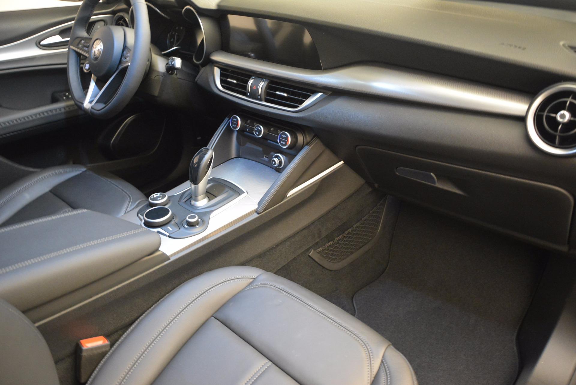 New 2018 Alfa Romeo Stelvio Ti Q4 For Sale In Greenwich, CT 1409_p16