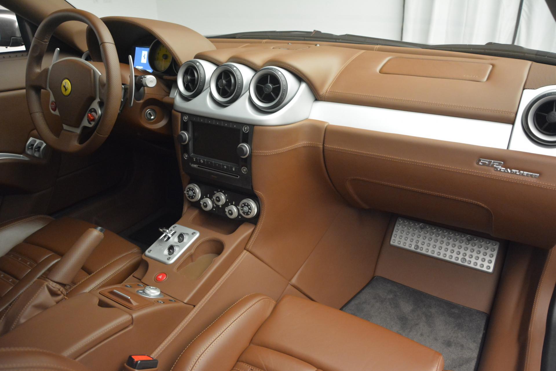 Used 2009 Ferrari 612 Scaglietti OTO For Sale In Greenwich, CT 141_p18