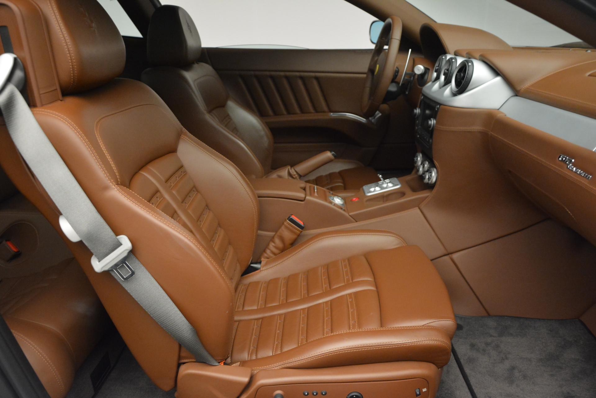 Used 2009 Ferrari 612 Scaglietti OTO For Sale In Greenwich, CT 141_p19