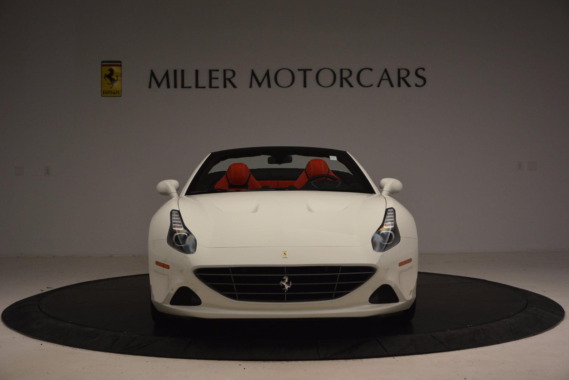 Used 2017 Ferrari California T  For Sale In Greenwich, CT 1412_p12
