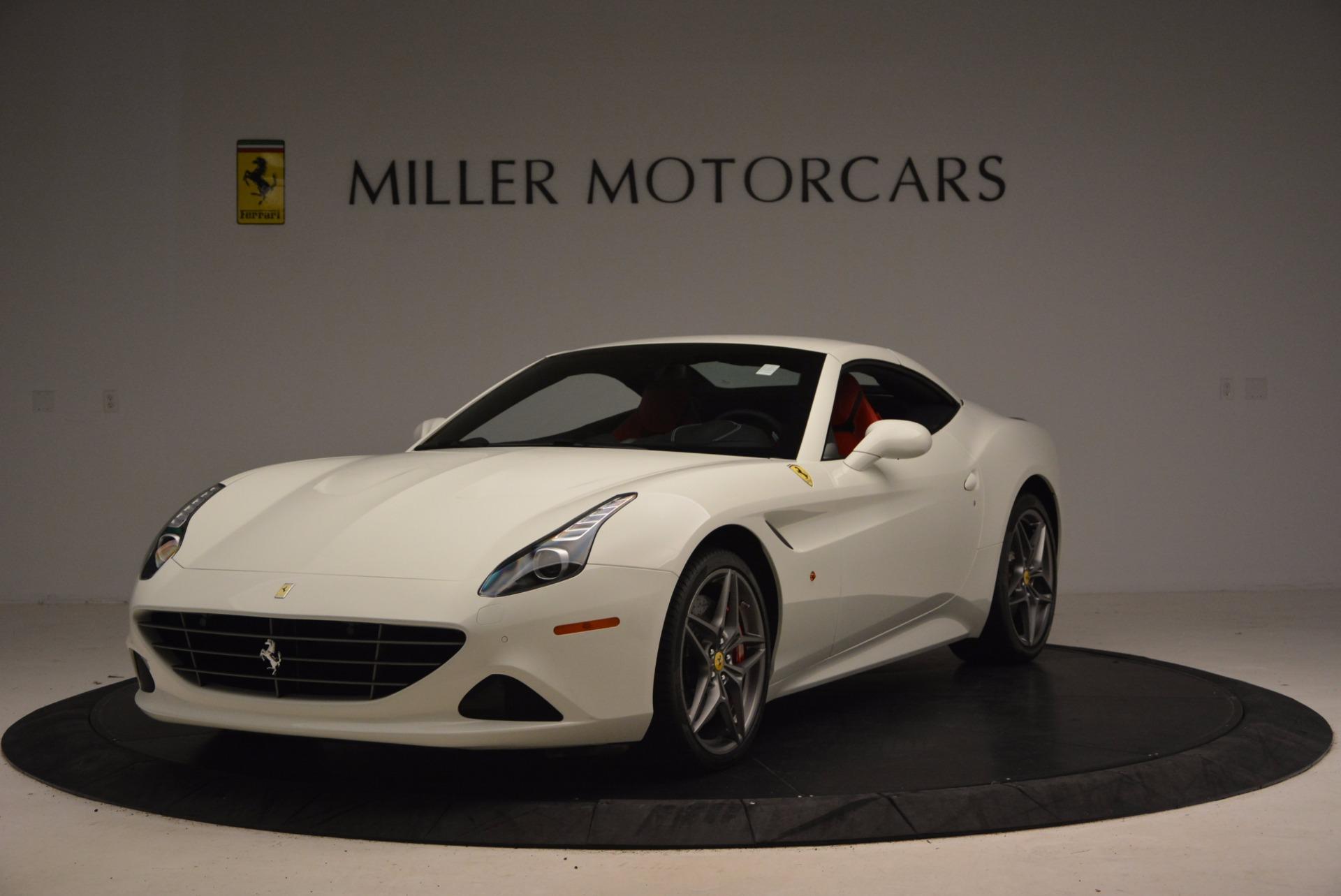 Used 2017 Ferrari California T  For Sale In Greenwich, CT 1412_p13