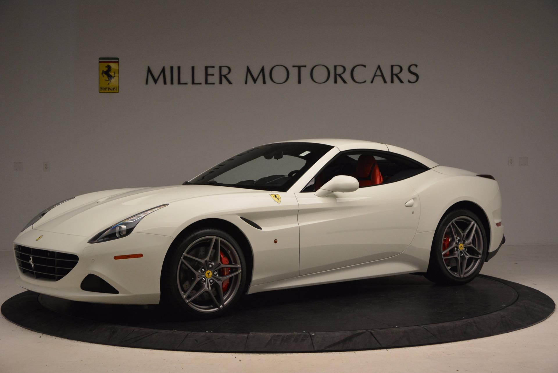 Used 2017 Ferrari California T  For Sale In Greenwich, CT 1412_p14