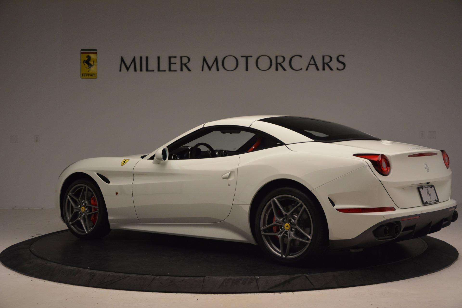 Used 2017 Ferrari California T  For Sale In Greenwich, CT 1412_p16