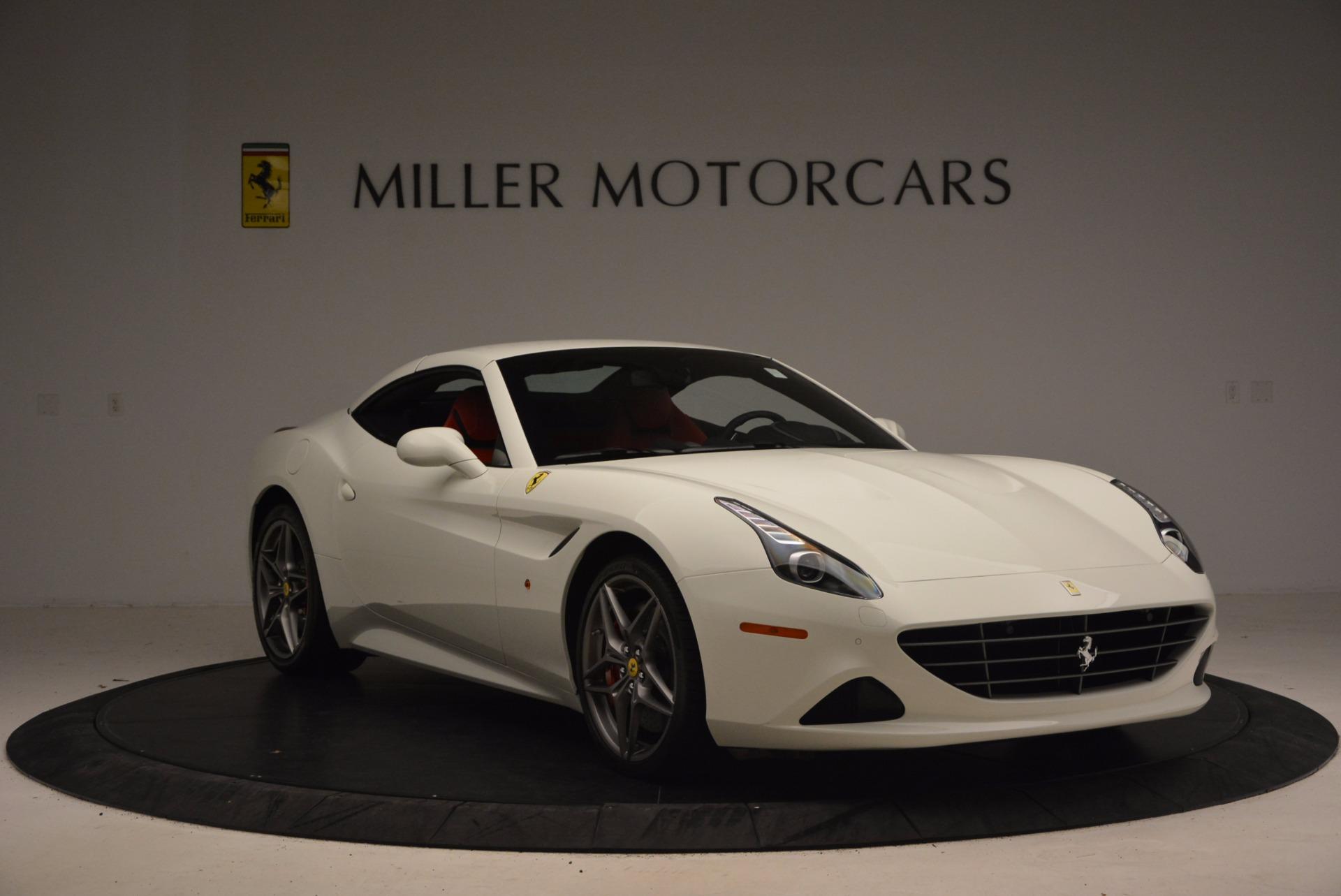Used 2017 Ferrari California T  For Sale In Greenwich, CT 1412_p23