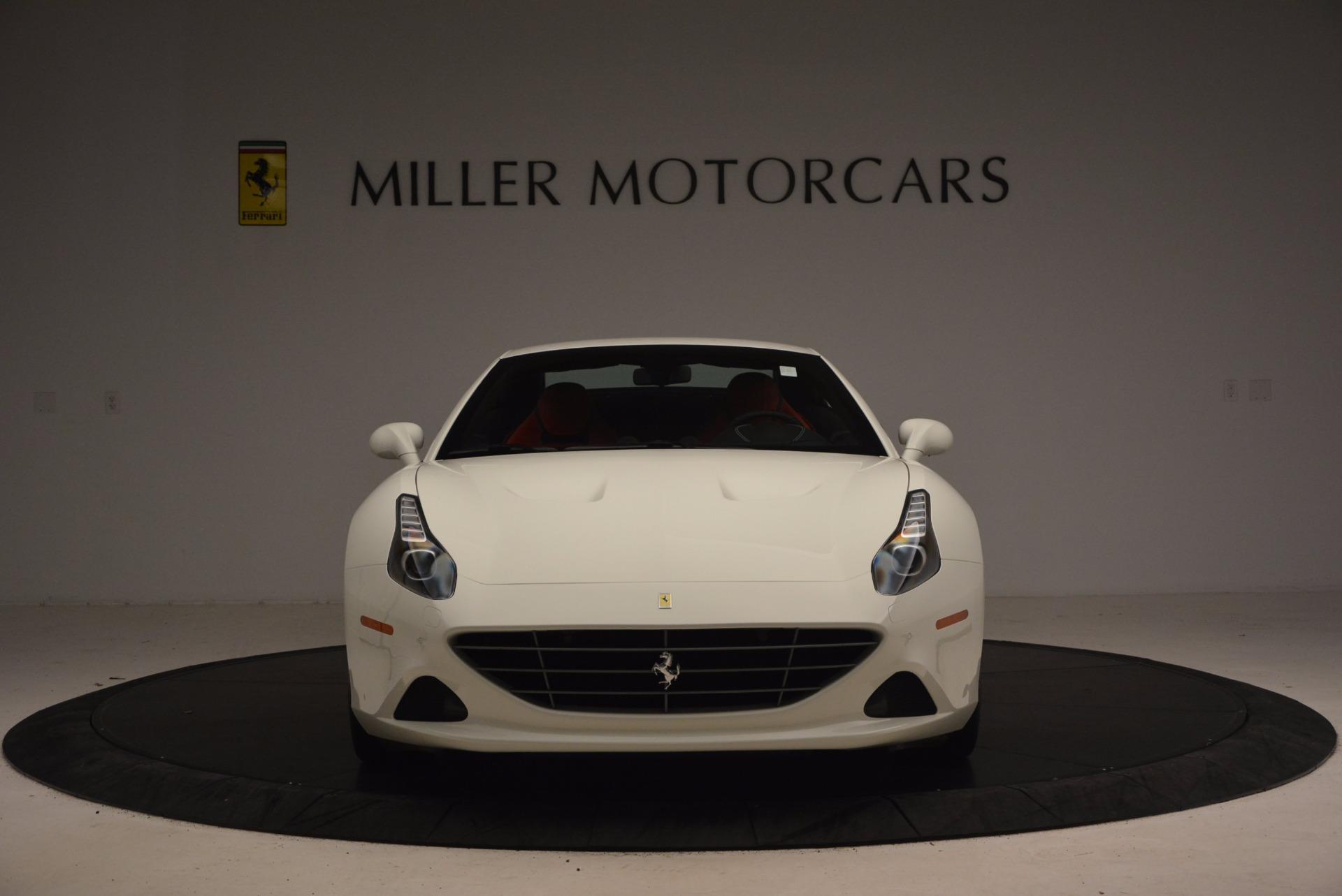 Used 2017 Ferrari California T  For Sale In Greenwich, CT 1412_p24