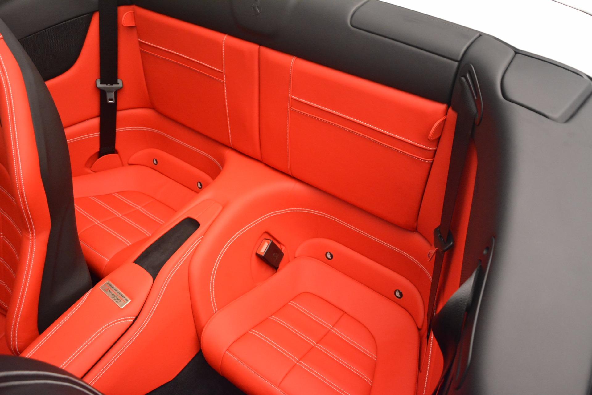 Used 2017 Ferrari California T  For Sale In Greenwich, CT 1412_p29