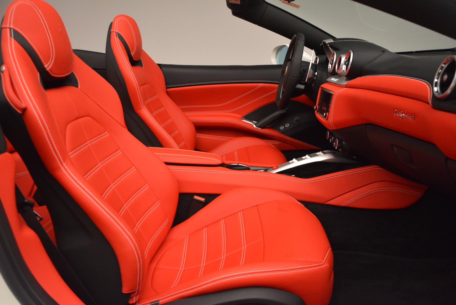 Used 2017 Ferrari California T  For Sale In Greenwich, CT 1412_p31