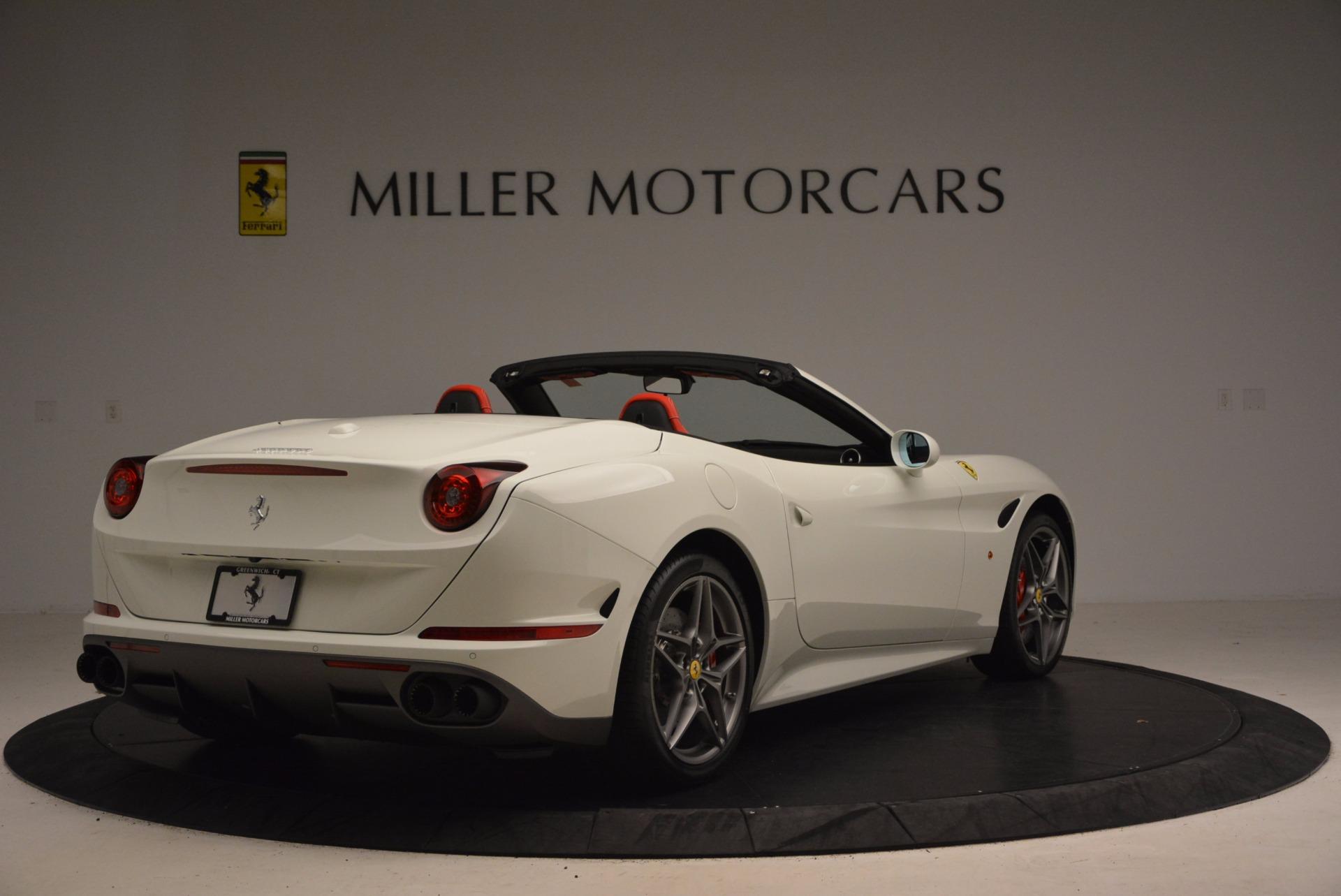 Used 2017 Ferrari California T  For Sale In Greenwich, CT 1412_p7