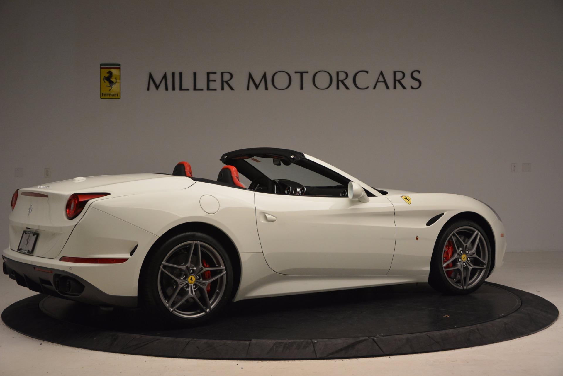 Used 2017 Ferrari California T  For Sale In Greenwich, CT 1412_p8