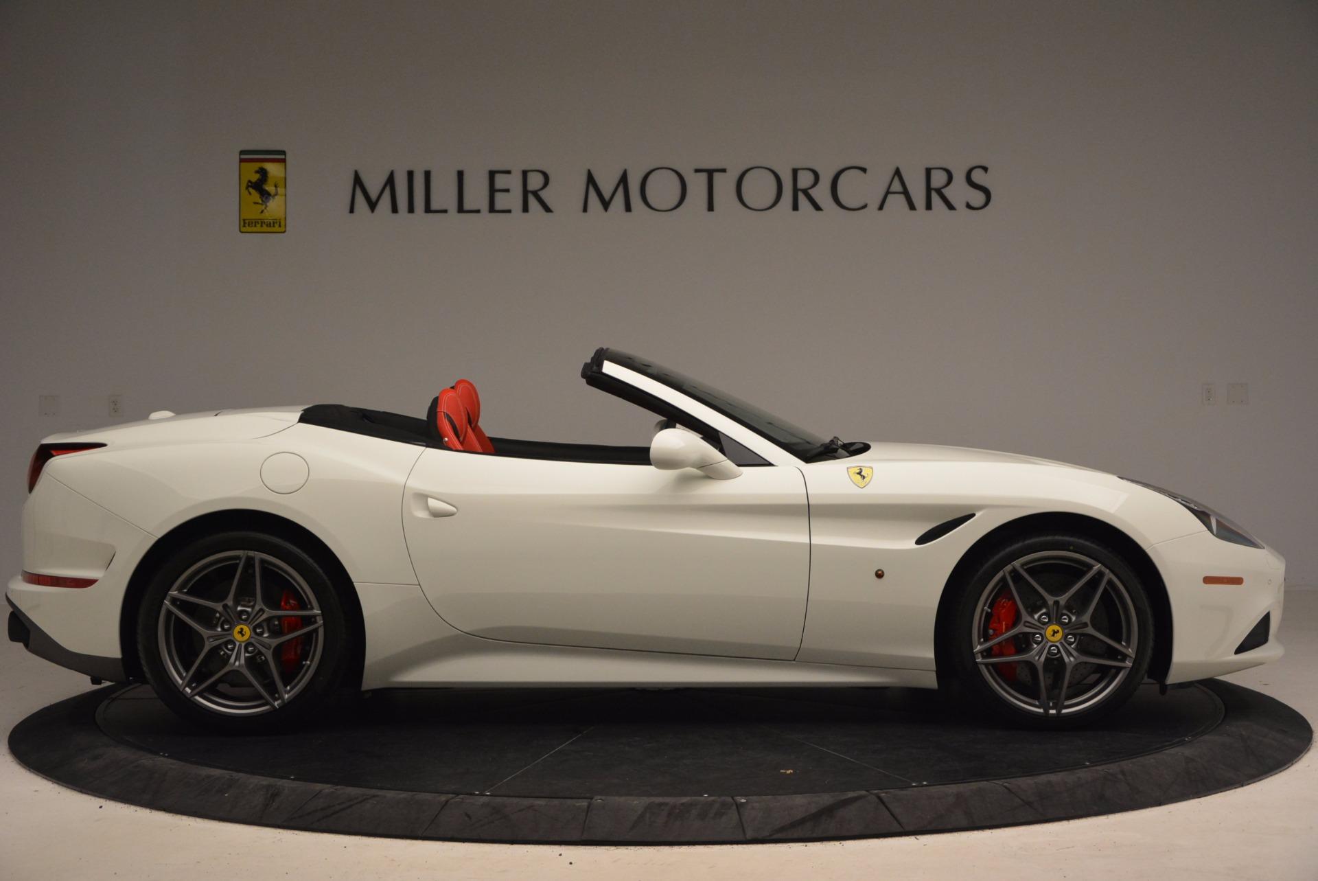 Used 2017 Ferrari California T  For Sale In Greenwich, CT 1412_p9