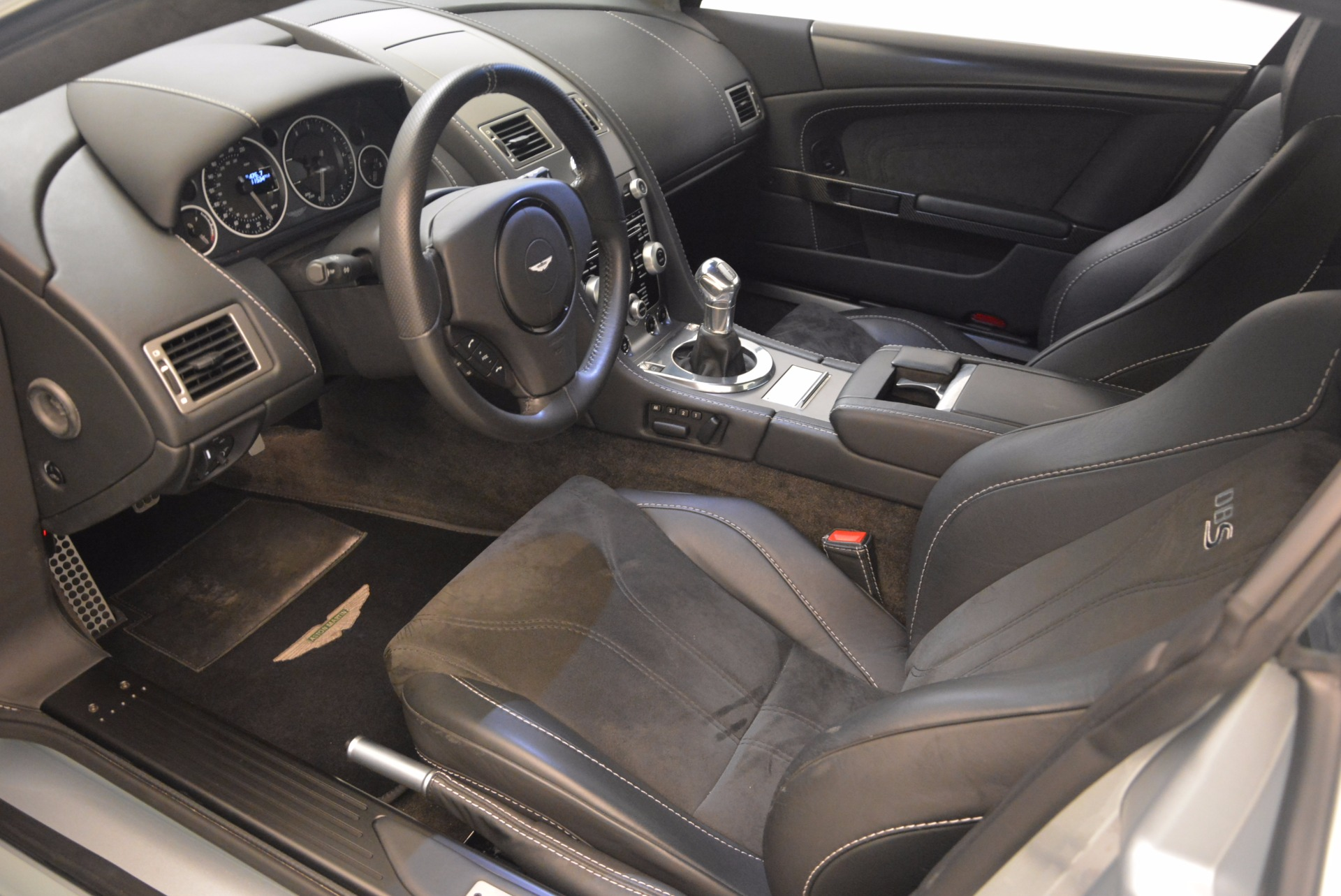 Used 2009 Aston Martin DBS  For Sale In Greenwich, CT 1415_p15
