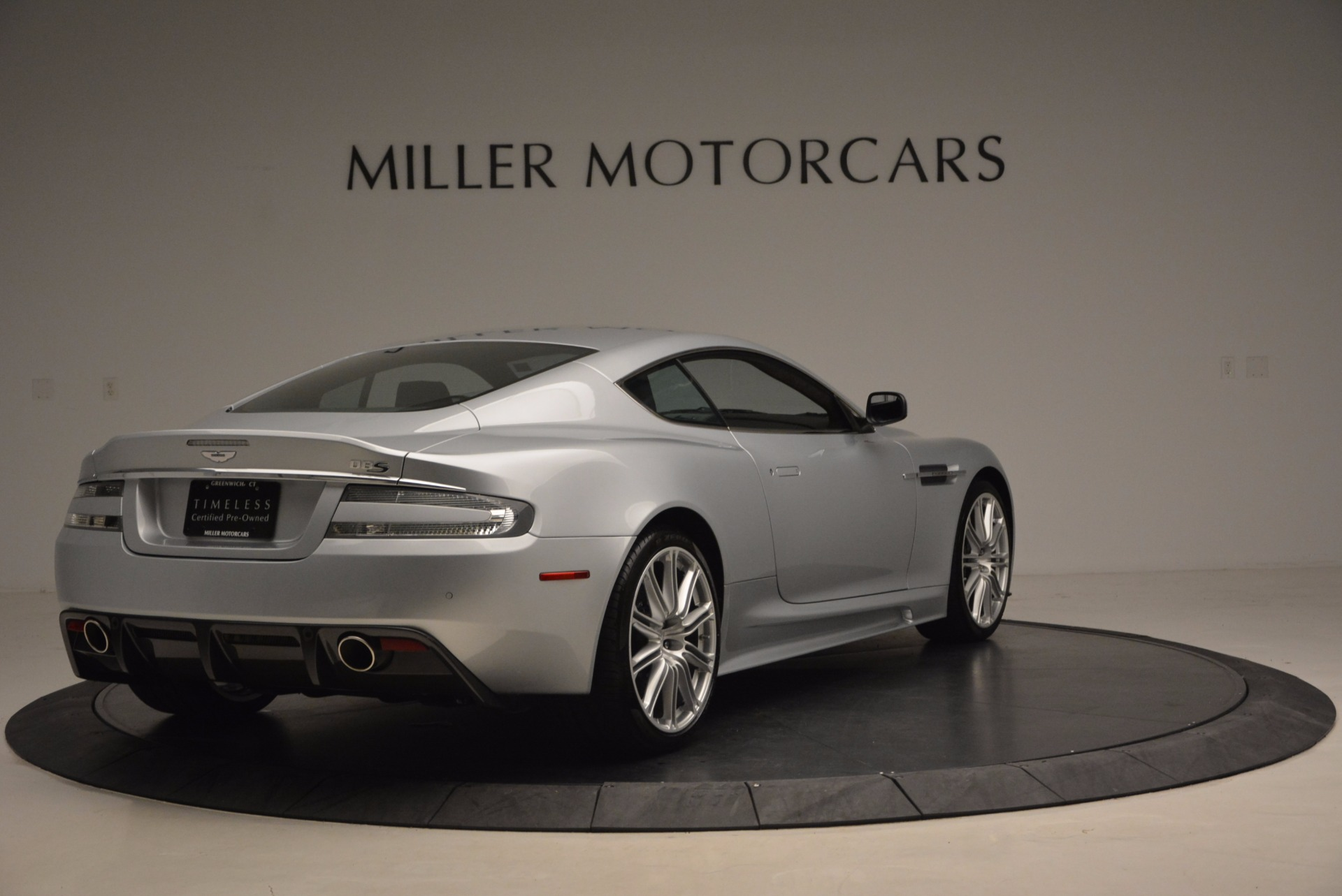 Used 2009 Aston Martin DBS  For Sale In Greenwich, CT 1415_p7