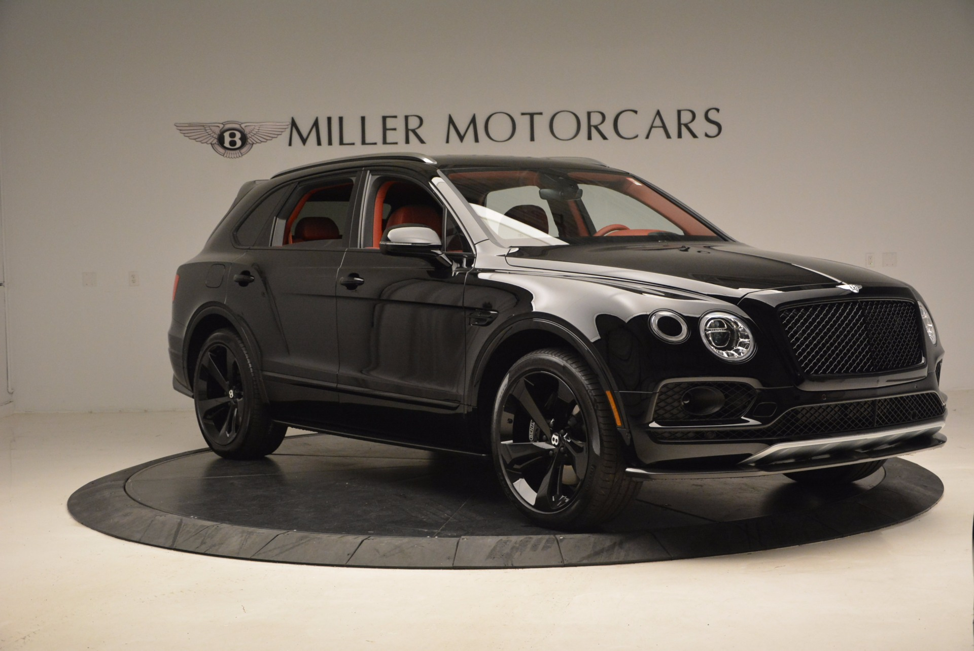 New 2018 Bentley Bentayga Black Edition For Sale In Greenwich, CT 1418_p11