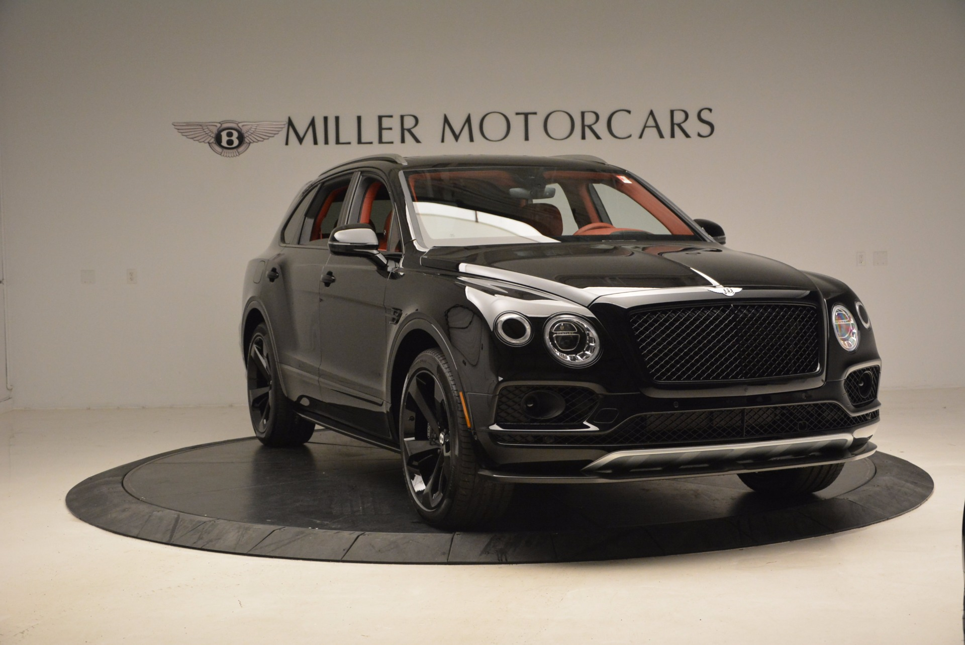 New 2018 Bentley Bentayga Black Edition For Sale In Greenwich, CT 1418_p12