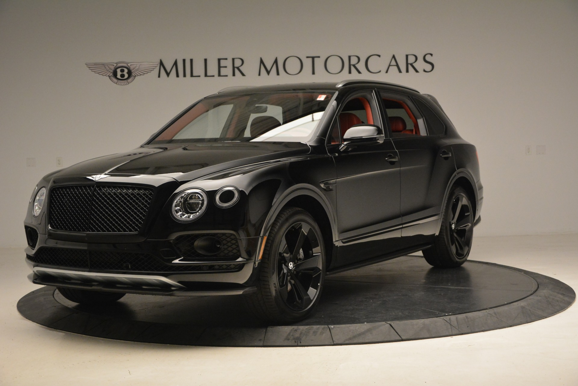 New 2018 Bentley Bentayga Black Edition For Sale In Greenwich, CT 1418_p2
