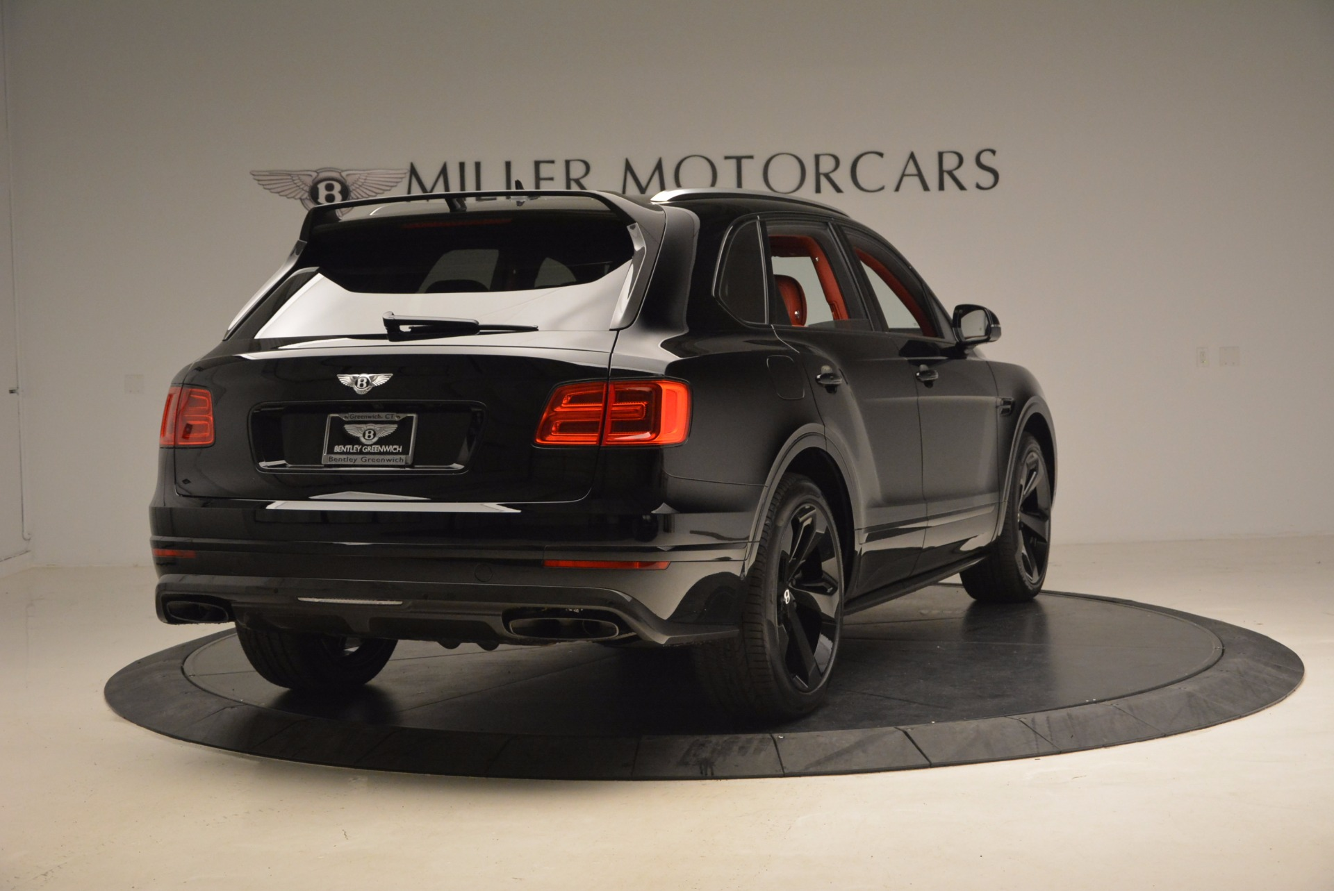 New 2018 Bentley Bentayga Black Edition For Sale In Greenwich, CT 1418_p8