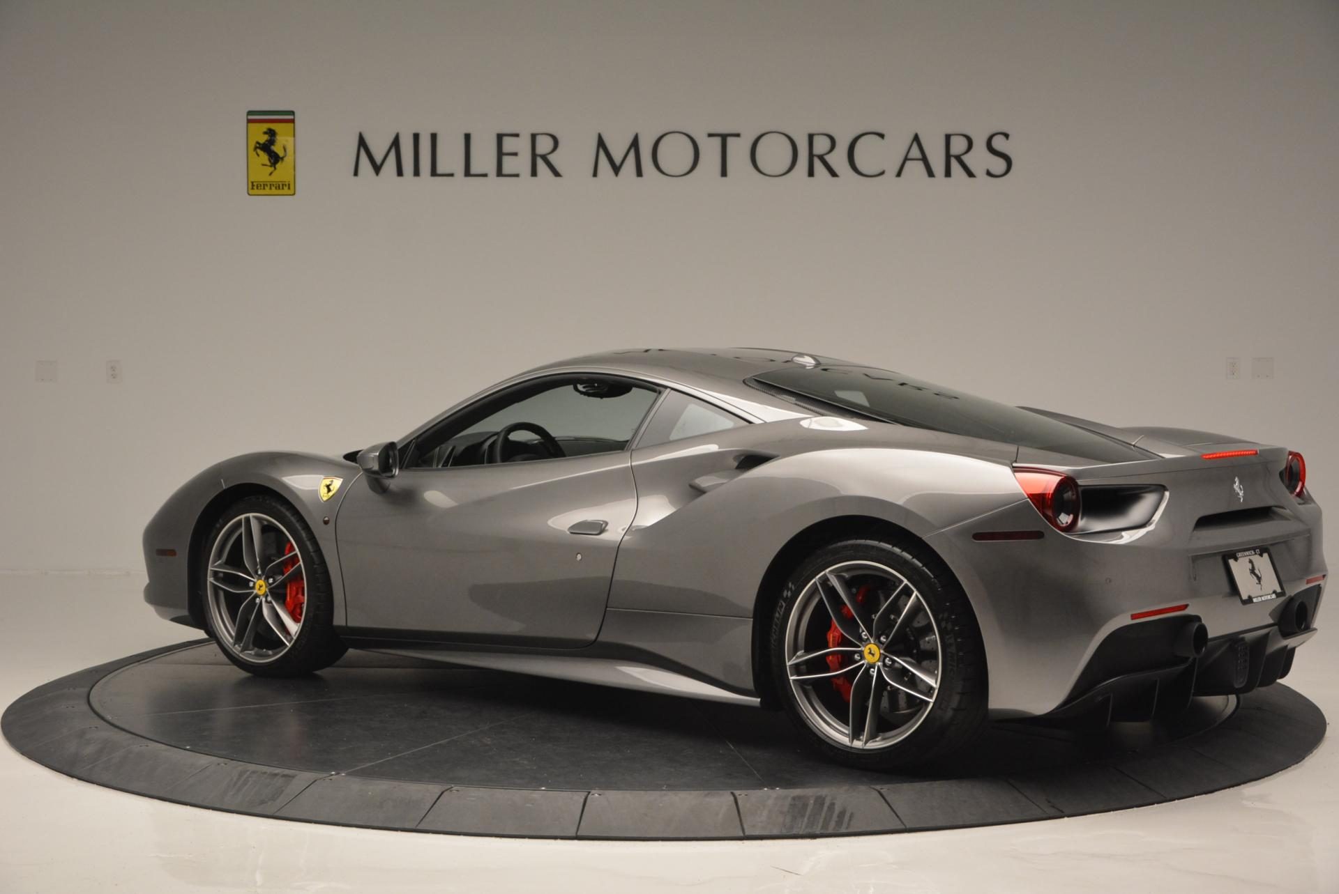 Used 2016 Ferrari 488 GTB  For Sale In Greenwich, CT 142_p4