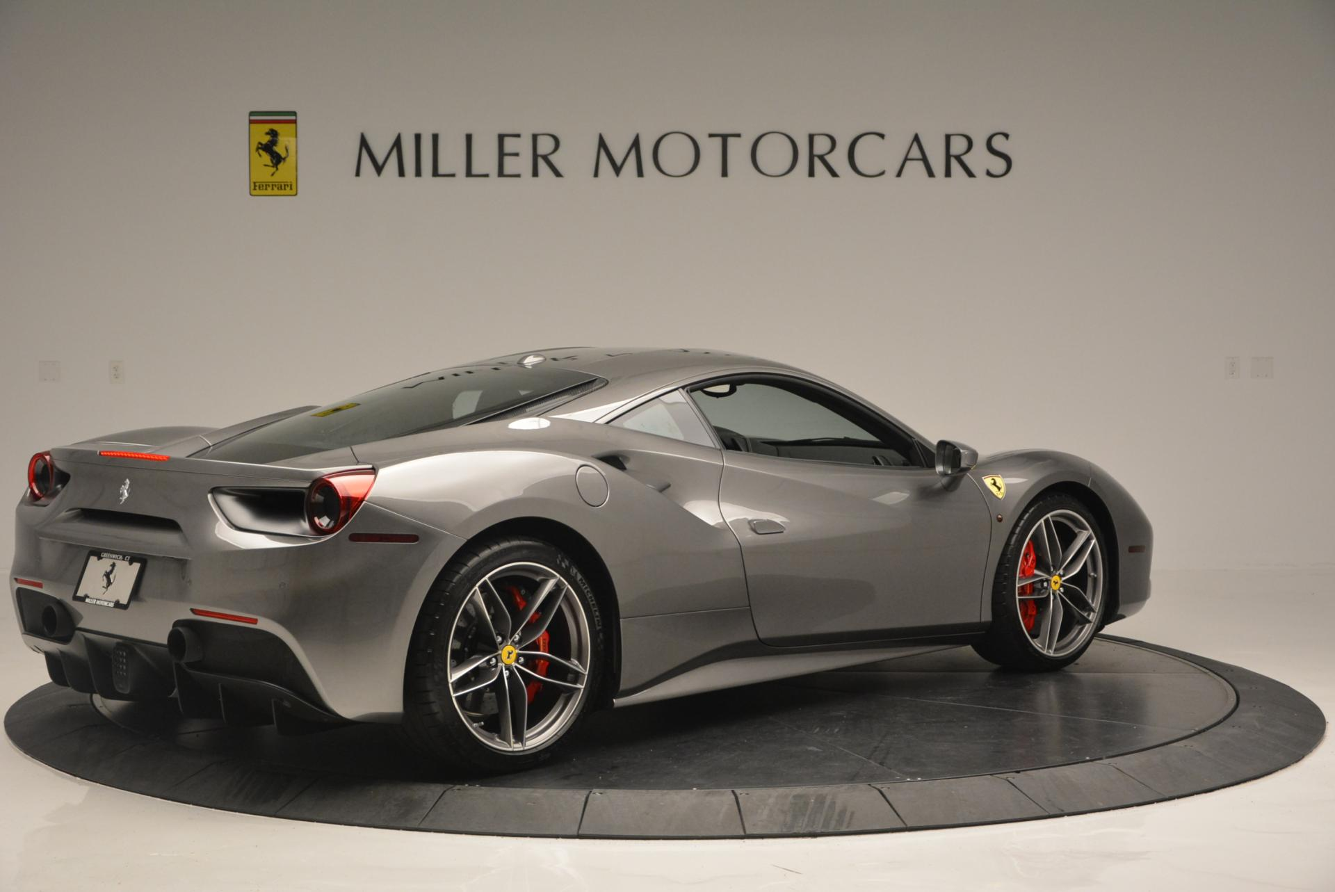 Used 2016 Ferrari 488 GTB  For Sale In Greenwich, CT 142_p8