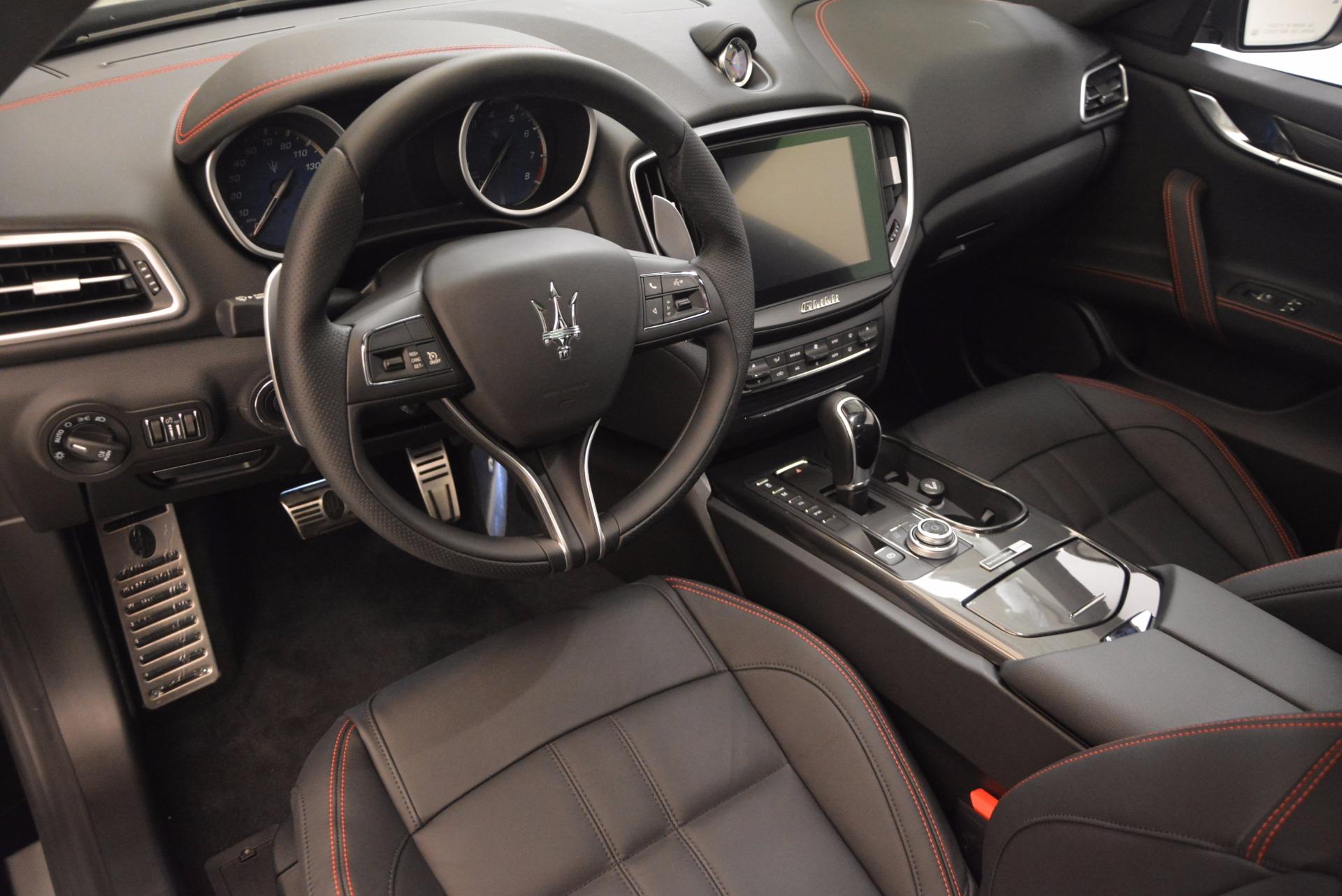 New 2017 Maserati Ghibli Nerissimo Edition S Q4 For Sale In Greenwich, CT 1420_p13