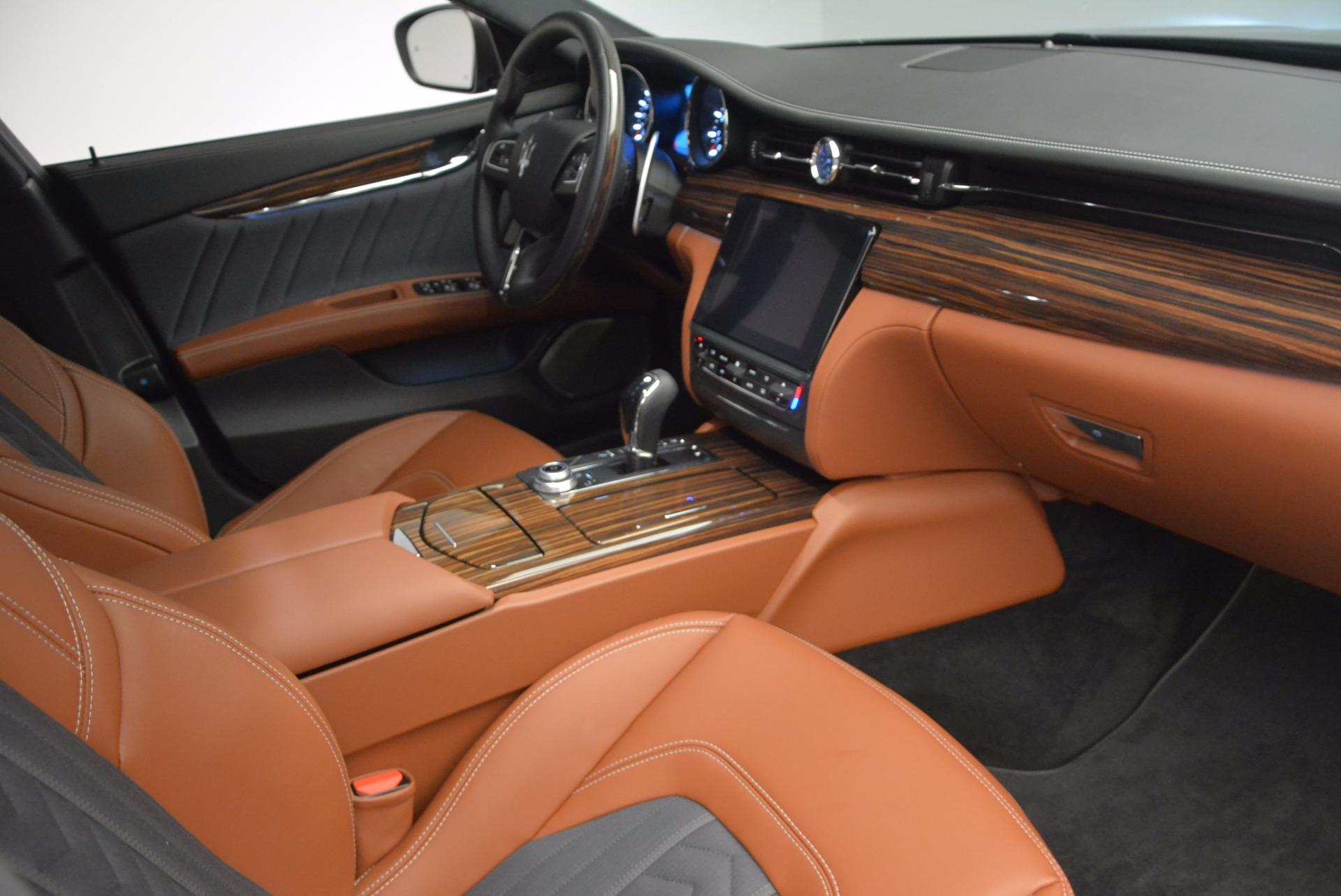 New 2017 Maserati Quattroporte S Q4 GranLusso For Sale In Greenwich, CT 1422_p17