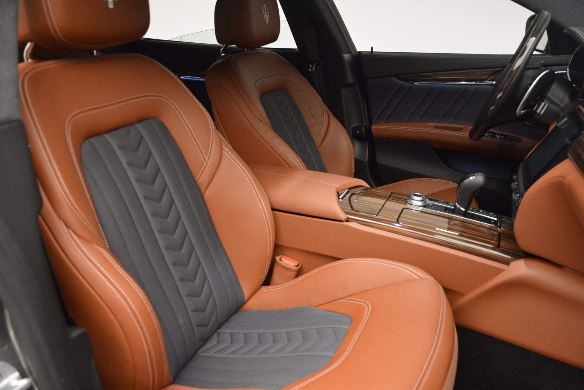 New 2017 Maserati Quattroporte S Q4 GranLusso For Sale In Greenwich, CT 1422_p19