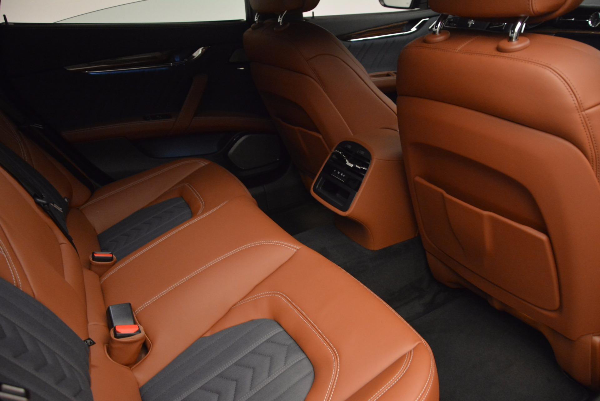 New 2017 Maserati Quattroporte S Q4 GranLusso For Sale In Greenwich, CT 1422_p25