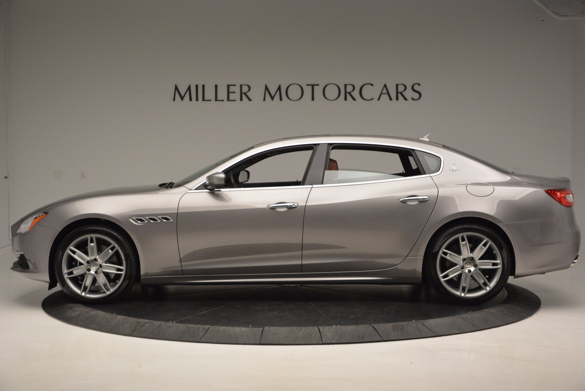 New 2017 Maserati Quattroporte S Q4 GranLusso For Sale In Greenwich, CT 1422_p3