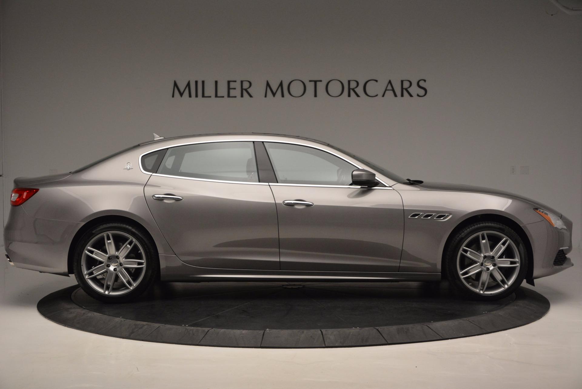 New 2017 Maserati Quattroporte S Q4 GranLusso For Sale In Greenwich, CT 1422_p9