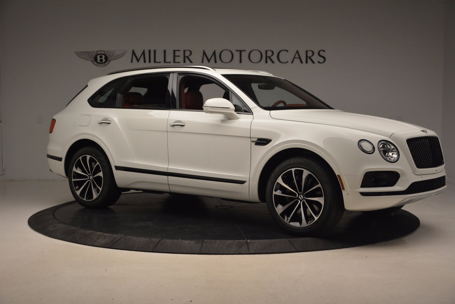 New 2018 Bentley Bentayga Onyx For Sale In Greenwich, CT 1425_p10