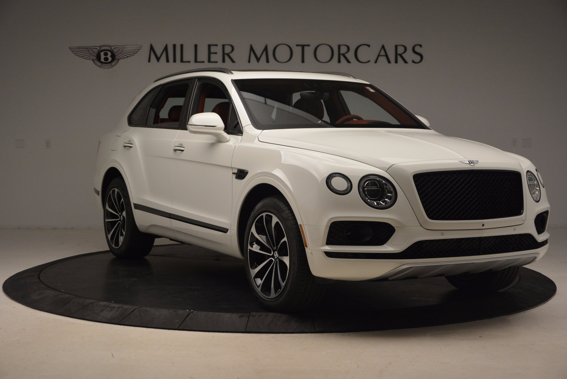 New 2018 Bentley Bentayga Onyx For Sale In Greenwich, CT 1425_p11
