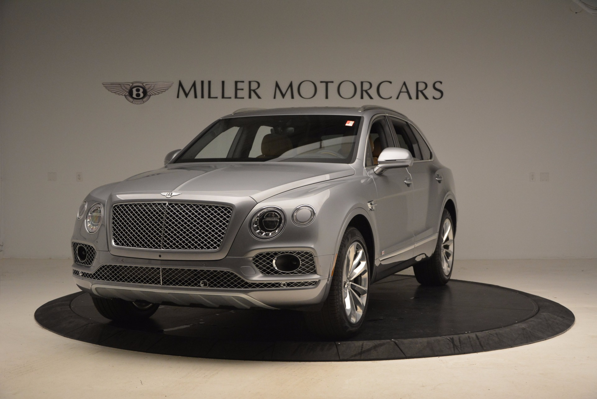 New 2018 Bentley Bentayga  For Sale In Greenwich, CT 1426_main