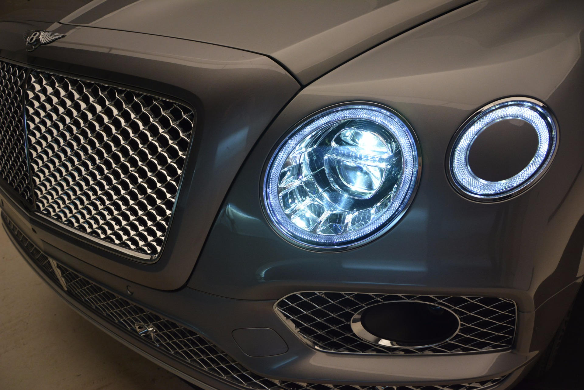 New 2018 Bentley Bentayga  For Sale In Greenwich, CT 1426_p16