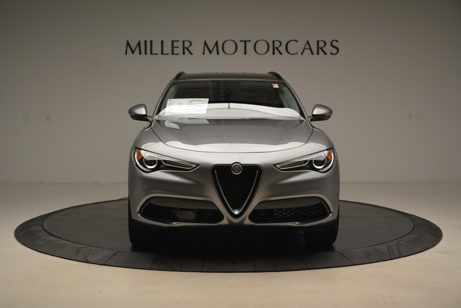 New 2018 Alfa Romeo Stelvio Ti Sport Q4 For Sale In Greenwich, CT 1427_p12
