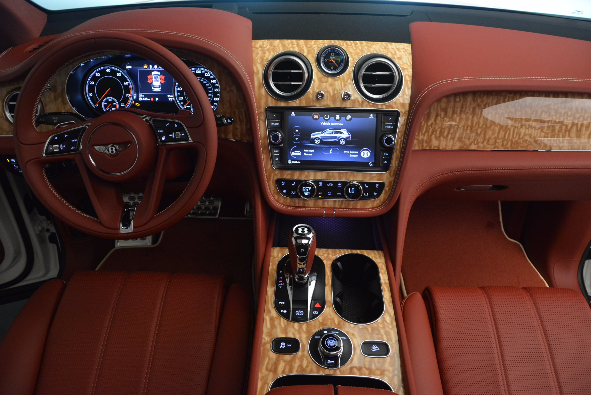 New 2018 Bentley Bentayga Onyx Edition For Sale In Greenwich, CT 1429_p46