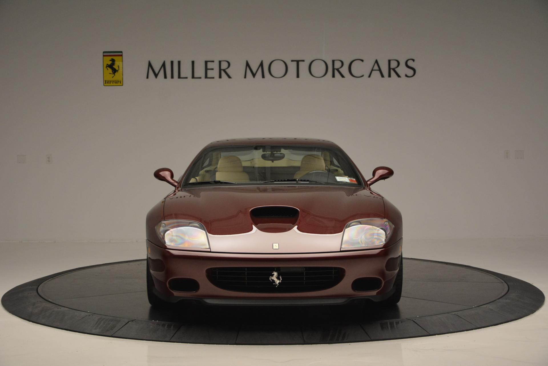 Used 2003 Ferrari 575M Maranello 6-Speed Manual For Sale In Greenwich, CT 143_p12