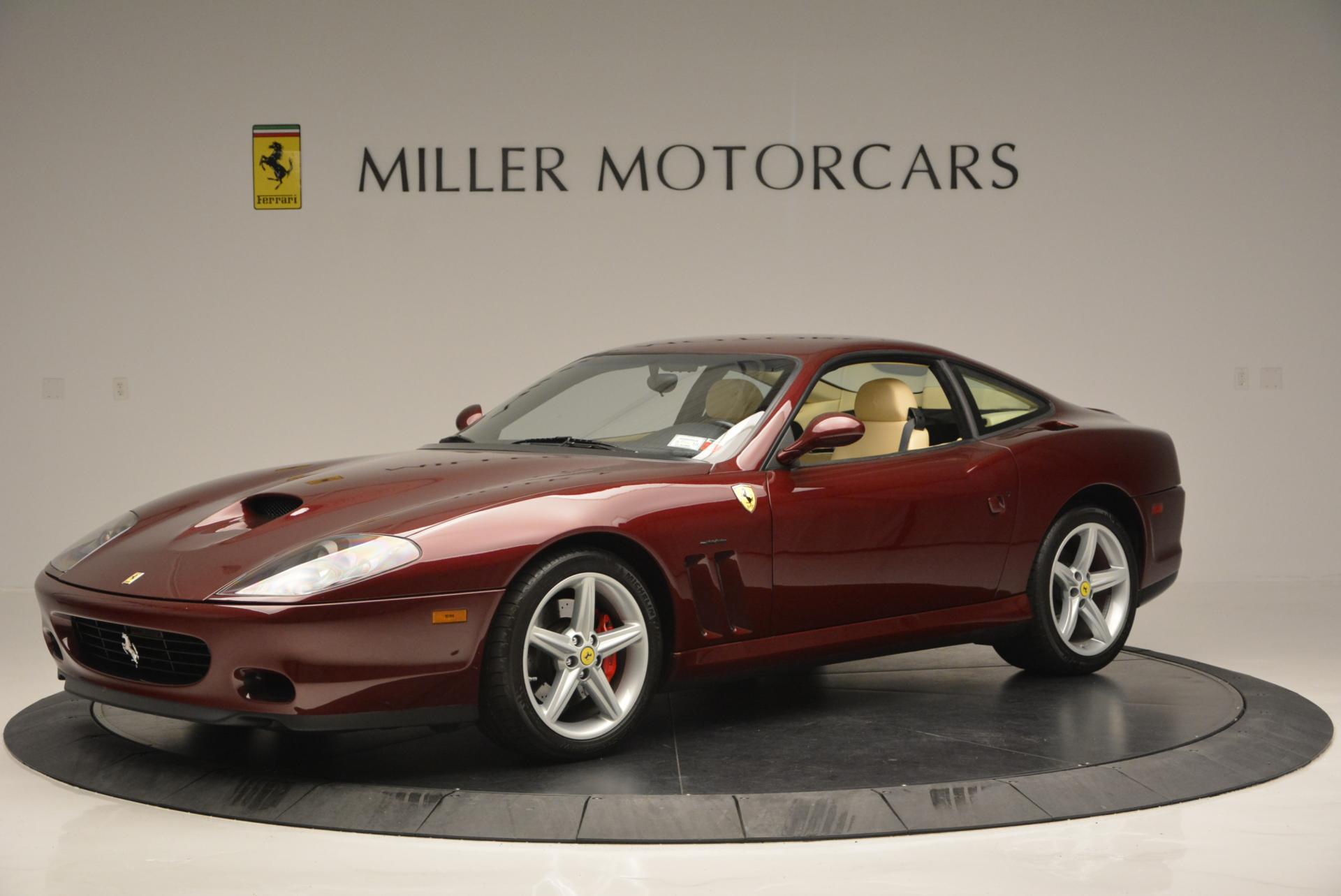 Used 2003 Ferrari 575M Maranello 6-Speed Manual For Sale In Greenwich, CT 143_p2