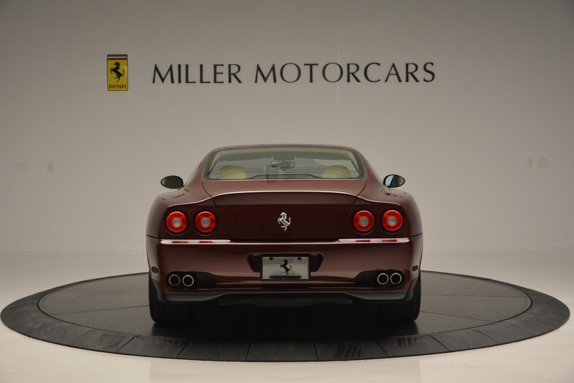 Used 2003 Ferrari 575M Maranello 6-Speed Manual For Sale In Greenwich, CT 143_p6