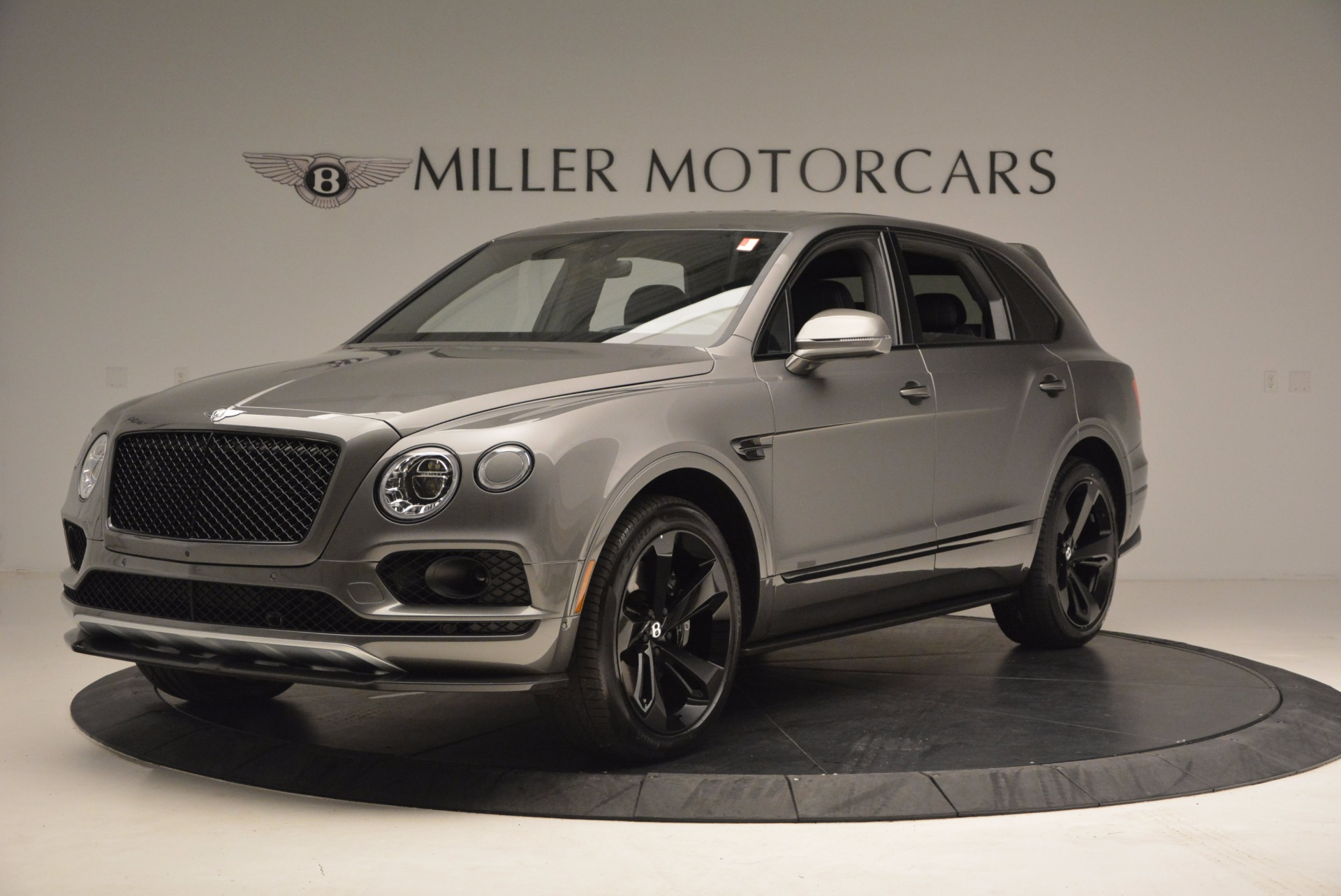 New 2018 Bentley Bentayga Black Edition For Sale In Greenwich, CT 1431_p2