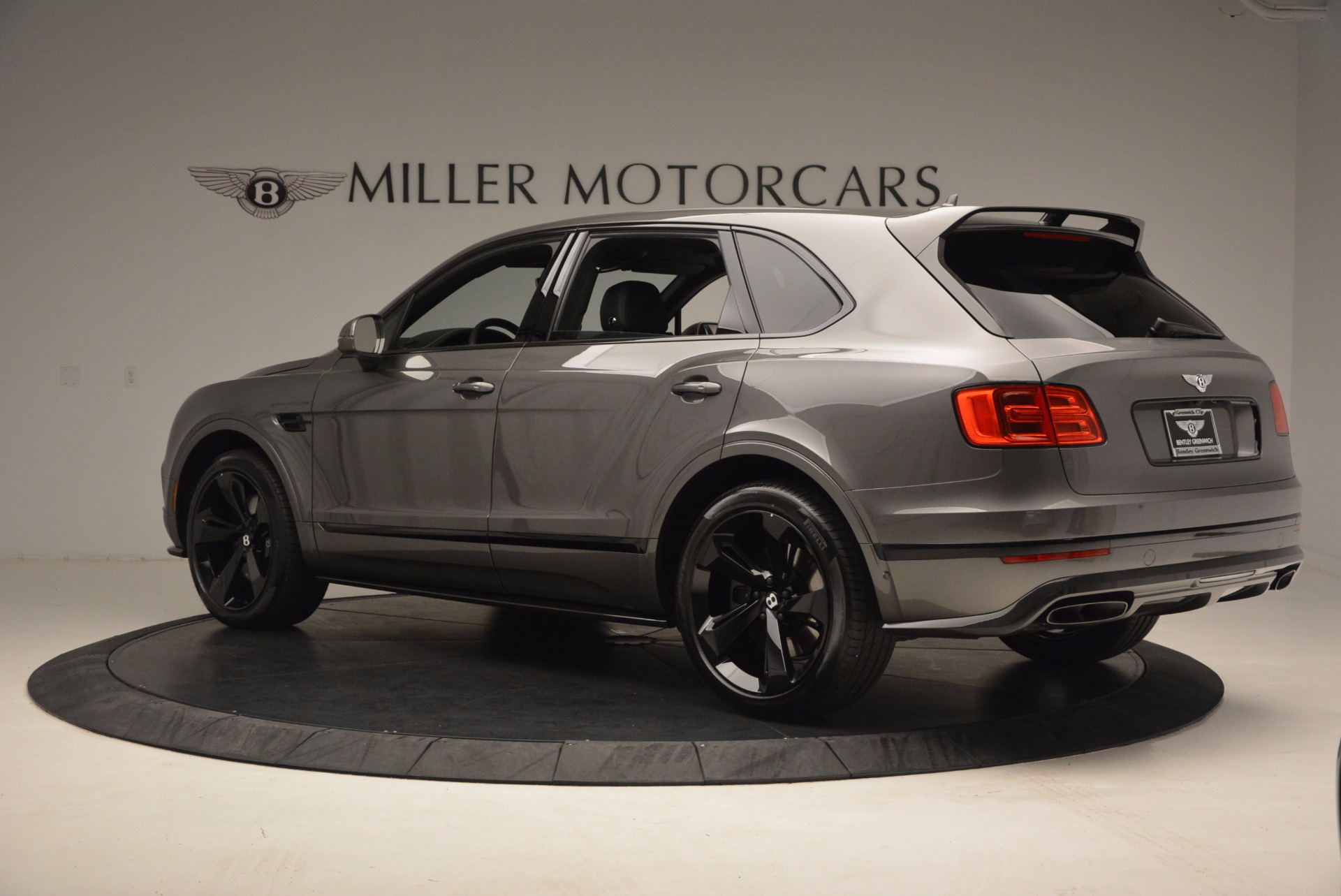 New 2018 Bentley Bentayga Black Edition For Sale In Greenwich, CT 1431_p5