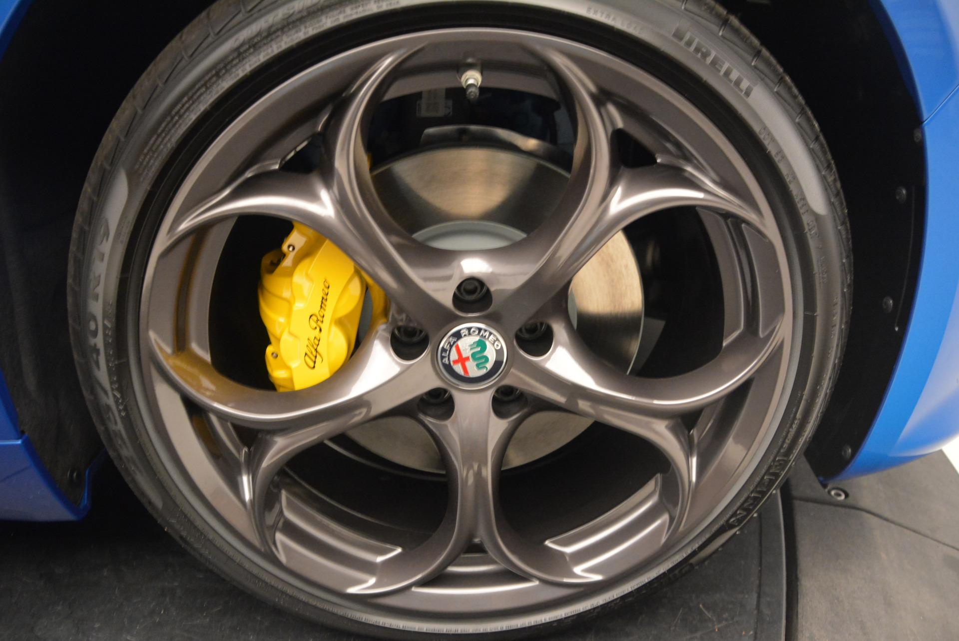 New 2017 Alfa Romeo Giulia Ti Sport Q4 For Sale In Greenwich, CT 1433_p25